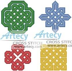 cross stitch pattern Celtic Patterns