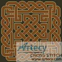 cross stitch pattern Celtic Pattern 1