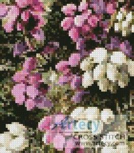 cross stitch pattern Mini Wild Heath