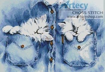 cross stitch pattern Sweet Dreams