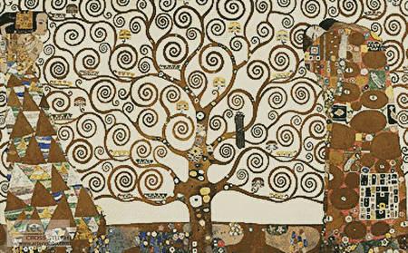 cross stitch pattern Tree of Life (Large)