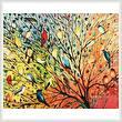 cross stitch pattern 27 Birds