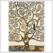 cross stitch pattern Tree of Life