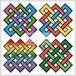 cross stitch pattern Little Celtic Designs 2