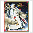 cross stitch pattern Polar Magic