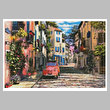 cross stitch pattern Rue Francais