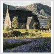 cross stitch pattern St John's, Ballachulish (Crop)