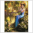 cross stitch pattern Piper's Lullaby (Large)