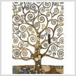 cross stitch pattern Tree of Life (No Background)
