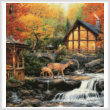 cross stitch pattern The Colors of Life (Crop 2)