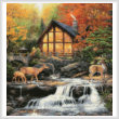 cross stitch pattern The Colors of Life (Crop 1)