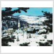 cross stitch pattern Silent Night East Corinth