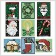 cross stitch pattern Cross Stitch Card Collection 3