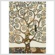 cross stitch pattern Mini Tree of Life