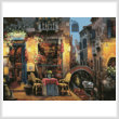 cross stitch pattern Our Special Place in Venice