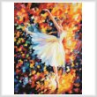 cross stitch pattern Ballet with Magic (Large)
