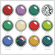cross stitch pattern Birthstones