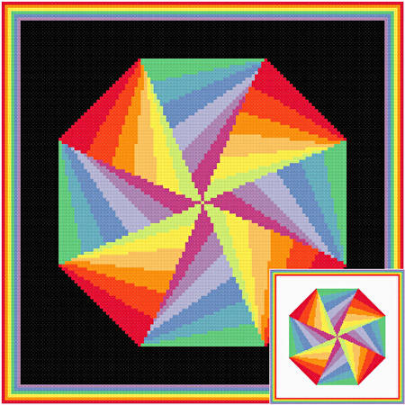 cross stitch pattern Impressive