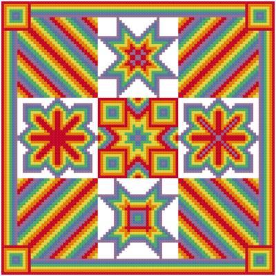 cross stitch pattern State of Affairs