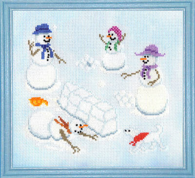 cross stitch pattern Duck!