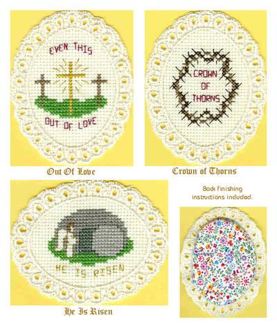 cross stitch pattern Ultimate Love