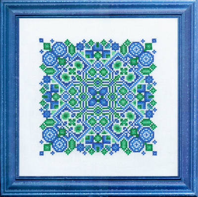 cross stitch pattern Imagination