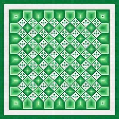 Think Irish Cross Stitch Pattern Celtic