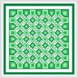 cross stitch pattern Think Irish