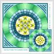 cross stitch pattern Caterpillar - Artistic Center