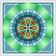 cross stitch pattern Caterpillar - Butterfly Center