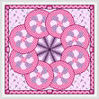 cross stitch pattern Tilt-A-Whirl