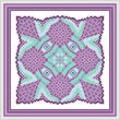 cross stitch pattern Drama