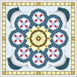 cross stitch pattern Smooth Sailing
