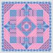 cross stitch pattern Feeling Cool