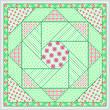cross stitch pattern Nicety