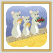 cross stitch pattern Chris-mouse Gifts