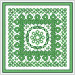 cross stitch pattern Celtic Knots