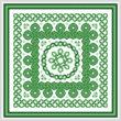 cross stitch pattern Celtic Knots