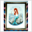 cross stitch pattern Fisherman's Dream