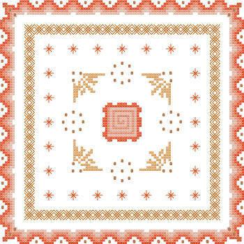 cross stitch pattern Fantasia  3