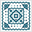 cross stitch pattern Fantasia  11