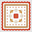 cross stitch pattern Fantasia  3