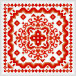 cross stitch pattern Fantasia  6
