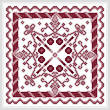 cross stitch pattern Fantasia  7