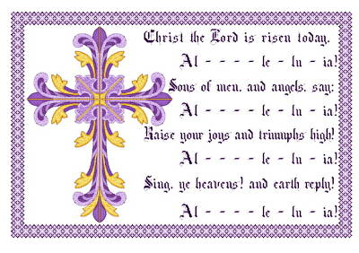 cross stitch pattern Baroque Cross