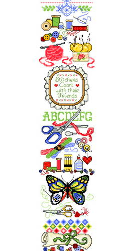 cross stitch pattern Stitch and Sew