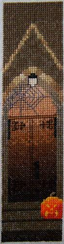 cross stitch pattern All Hallow s Eve