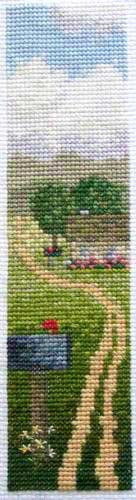 cross stitch pattern RFD
