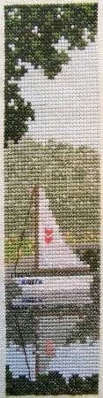 cross stitch pattern Safe Harbor